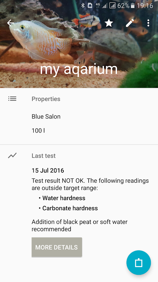 test4aqua- screenshot
