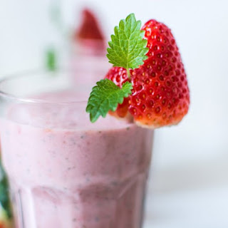 Raspberry Julius Smoothie
