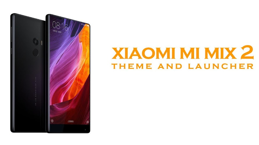 Download Theme for Xiaomi Mi Mix 2 by SantaZanta APK latest