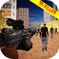 Zombie Sniper Shooting Games
