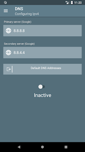 App dnspipe - a Dns changer (No Root - IPv6) APK for Windows Phone