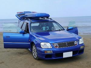 ステージア WGNC34 のカスタム事例画像 甲斐の浜省さんの2019年09月07日09:30の投稿