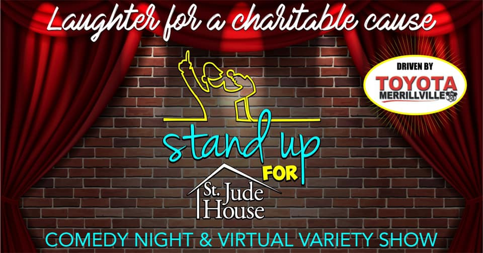 Stand Up for St. Jude House Comedy Show