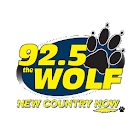 92.5 THE WOLF KWOF icon
