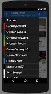 Guinée : Actualité en Guinée - náhled