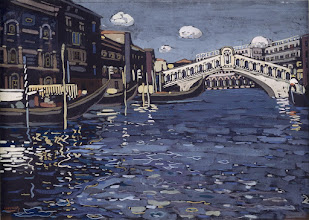 "Photo: Vasilij Kandinskij, ""Venezia n.4"" (1903)"
