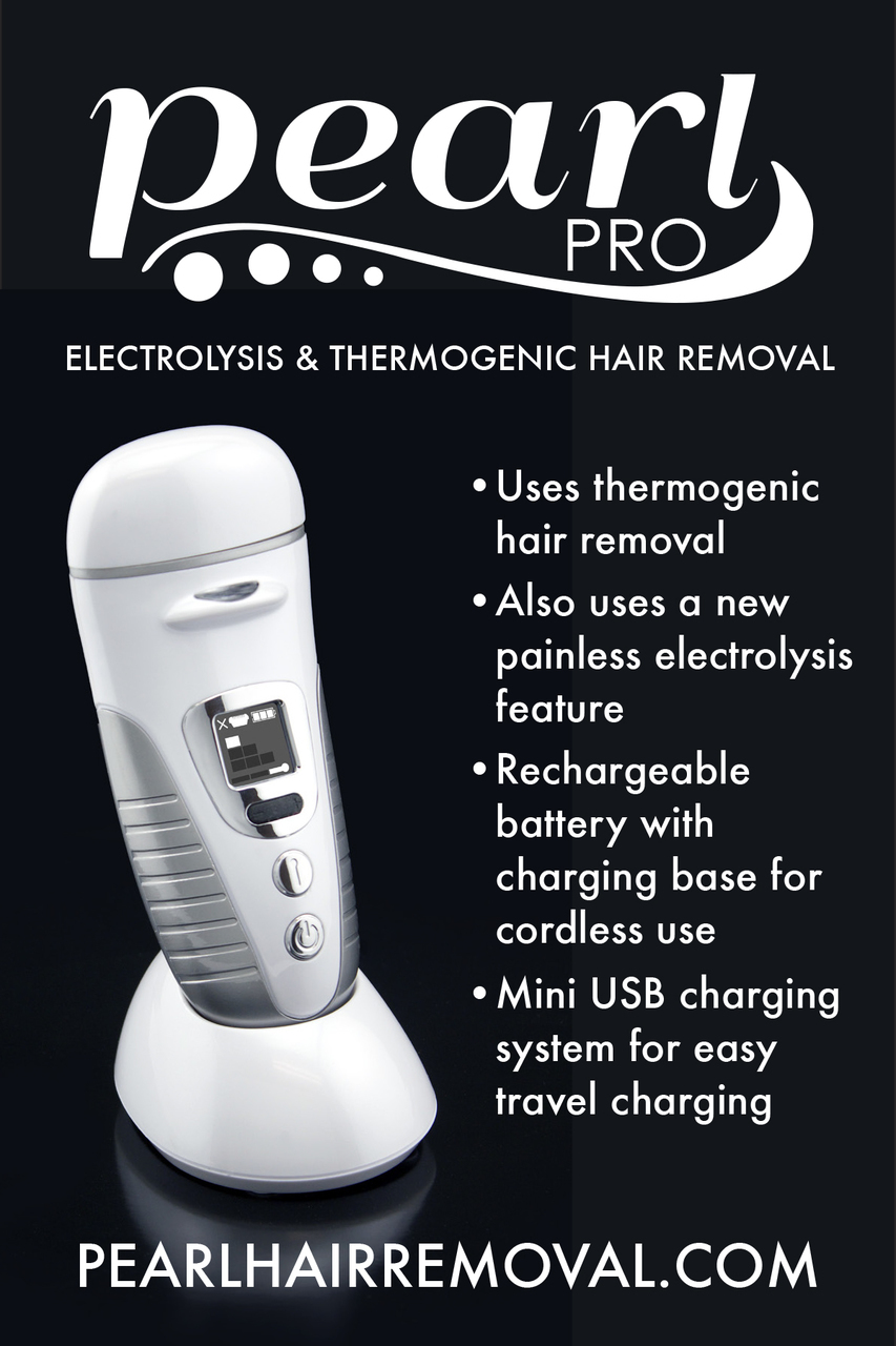 The Pearl Pro Hair Remover