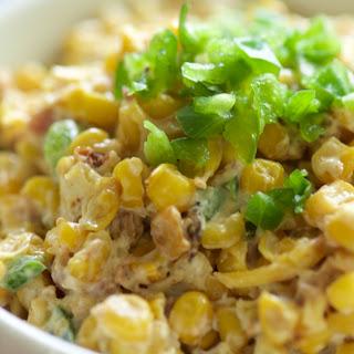 Jalapeño Popper Corn Salad.