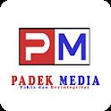 Padek Media icon