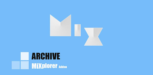 MiX Archive (MiXplorer Addon) - Apps on Google Play