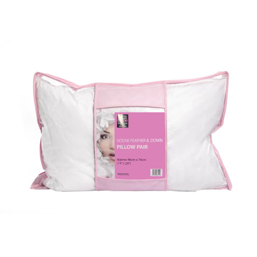 Home Goose Feather & Down Pillows