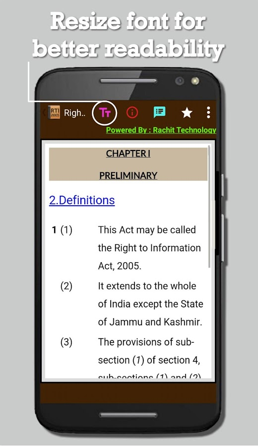 the right to information act 2005 pdf