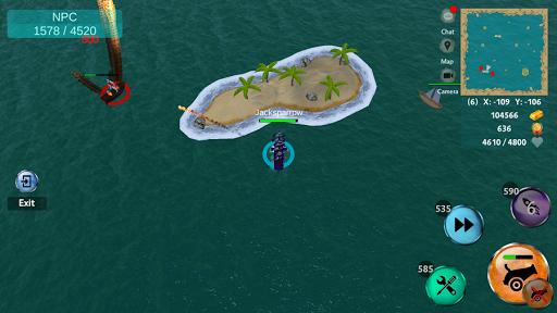 Battle of Sea: Pirate Fight 1.6.9 screenshots 4