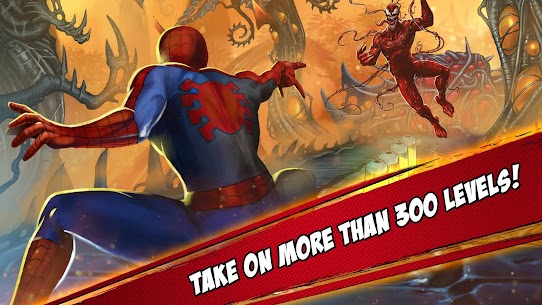 MARVEL Spider-Man Unlimited 3.5.1a MOD (Unlimited Golds/Crystals) Apk 8