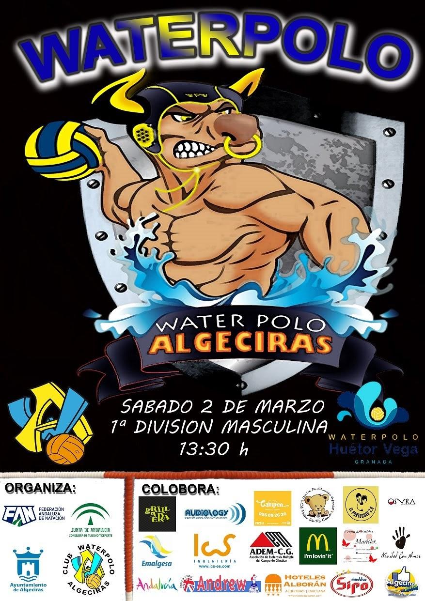Nueva jornada para el Waterpolo Algeciras