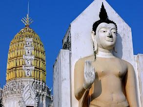 Photo: Wat Phra Sri Rattana Mahathat, Phitsanulok