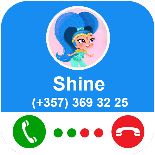Call From Shine Princess - Girls Games