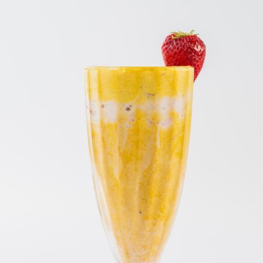 Strawberry Mango  Milkshake