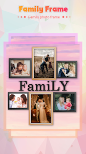 Family photo editor – picture frames 3