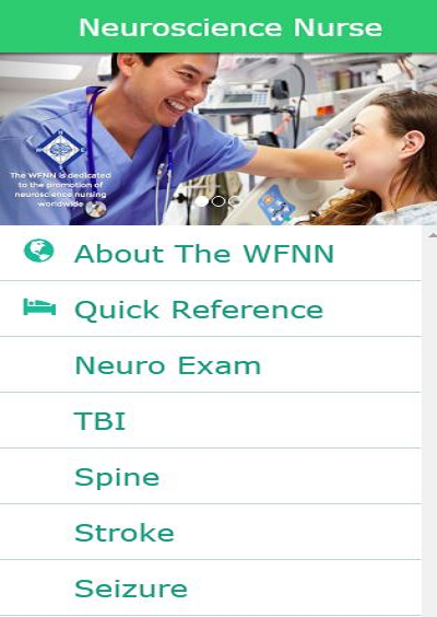 Neuroscience Nurse- screenshot