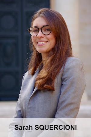 Découvrir le profil de Sarah SQUERCIONI