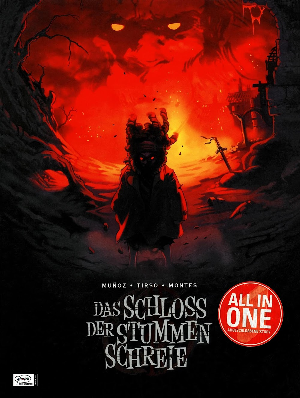 Das Schloss der stummen Schreie (2011)