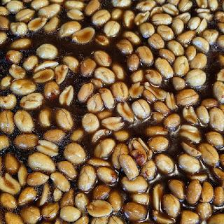 Beer Nut Brittle.