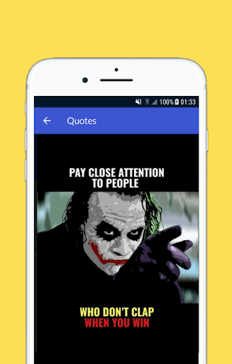 Joker Quotes Apk By Hd Gif Wallpapers Wikiapkcom
