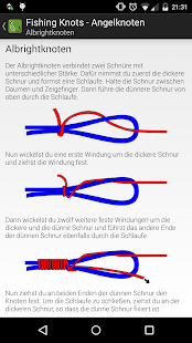 Fishing knots angelknoten android apps auf google play for Fishing knots apps