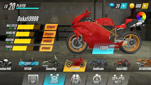 Motorcycle Racing Champion apkpoly screenshots 15