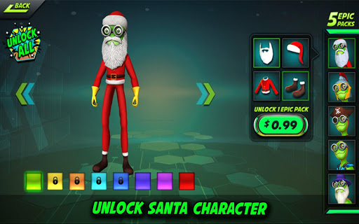Grandpa Alien Escape Game apkpoly screenshots 9