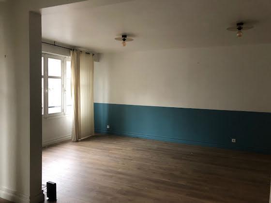 Location appartement 4 pièces 90 m2
