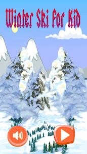 Winter Ski in Snow Land – Winter Sports Stunts 2