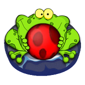 Frog: Bubble Shooter — Smash all balls!