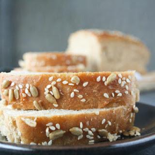 Seeded Rye Bread.