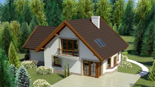 projekt Dom przy Cyprysowej 37
