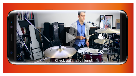 Basic Drums Video - náhled