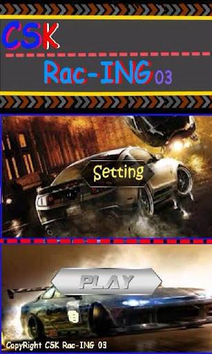 Asphalt speed Racing CSK 03