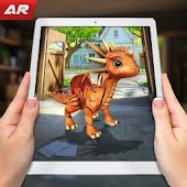 AR Dragon : Argumement Reality Pet Dragon Game