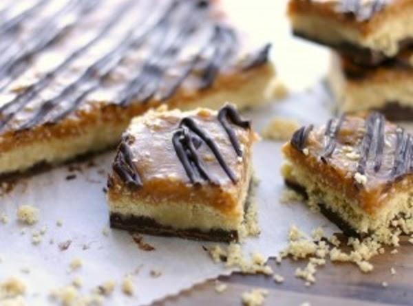 No-bake Samoas Bars Recipe