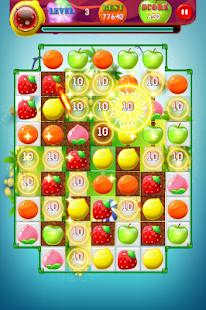 Match Fruits - náhled