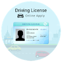 Driving License Online Apply icon