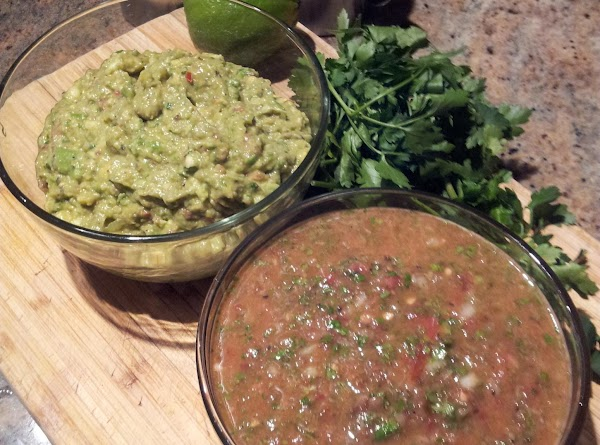 On each tortilla spread about 2 tablespoons of chicken mixture,then the shredded lettuce or...