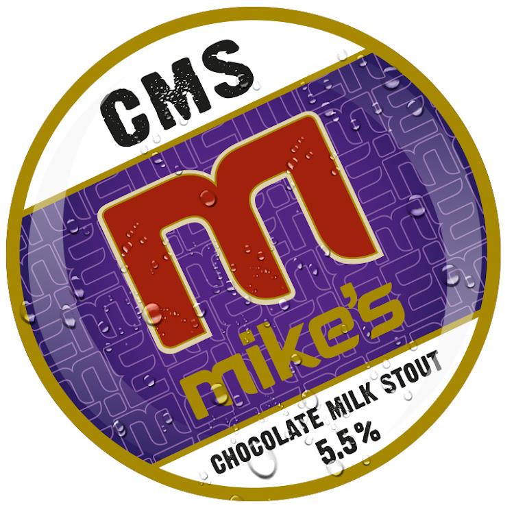 Logo of Mikes Organic Chocolate Milk Stout