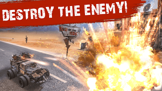 Crossout Mobile v0.2 APK Data Obb Full Torrent