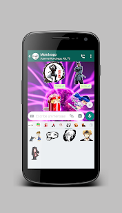 💖WAStickerApps Anime Stickers für Whatsapp Screenshot