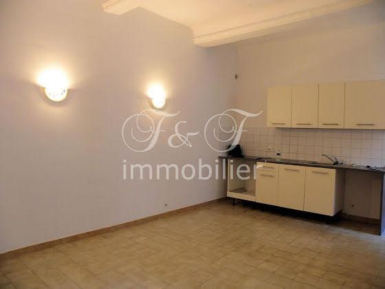 Vente appartement 29 m2