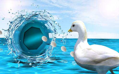 Super Floating Duck 2k18 - náhled