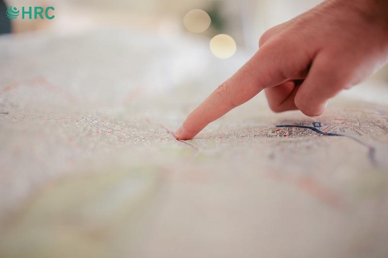 Kế hoạch tốt như tấm bản đồ