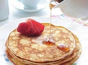 Diabetic Cream Cheese Pancakes Recipe
